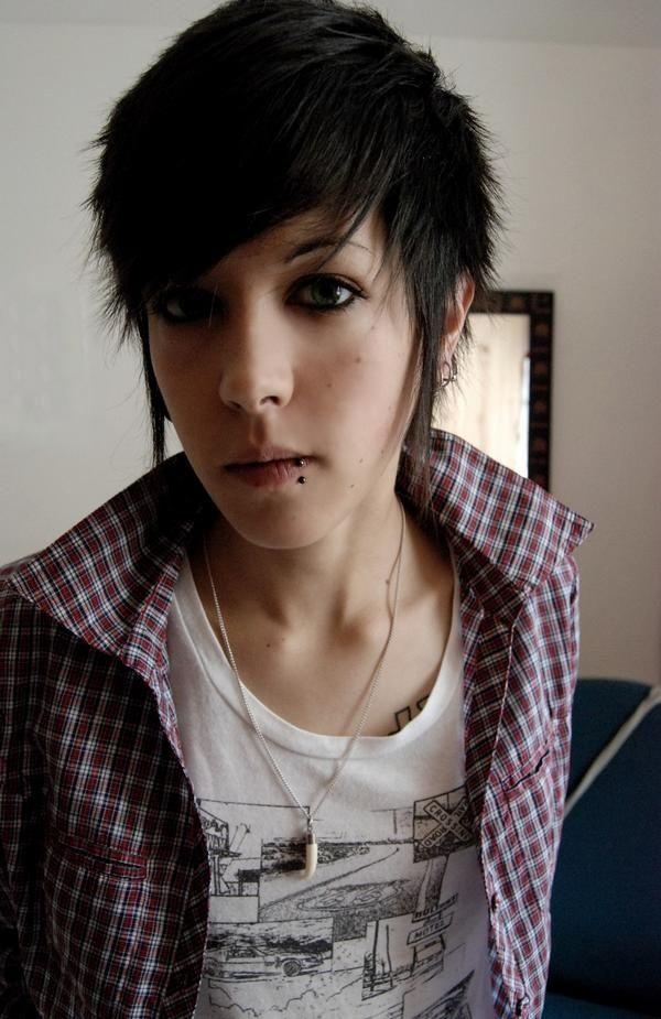 Cute lesbian hairstyles