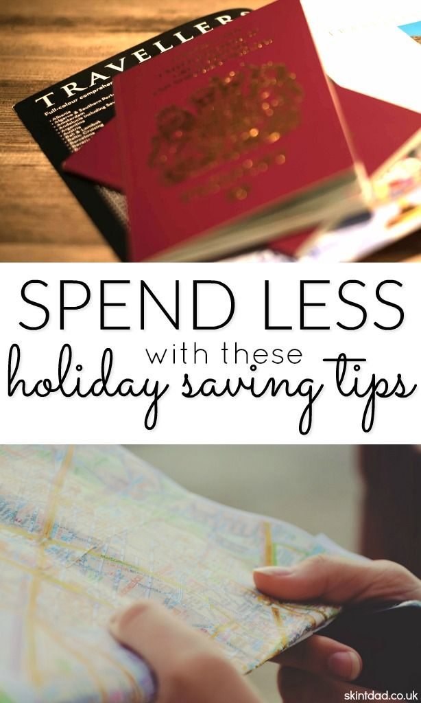 Make sure you're fully prepared for your holiday this year - so you don't leave yourself short of cash before you jet off - with these holiday saving tips.
