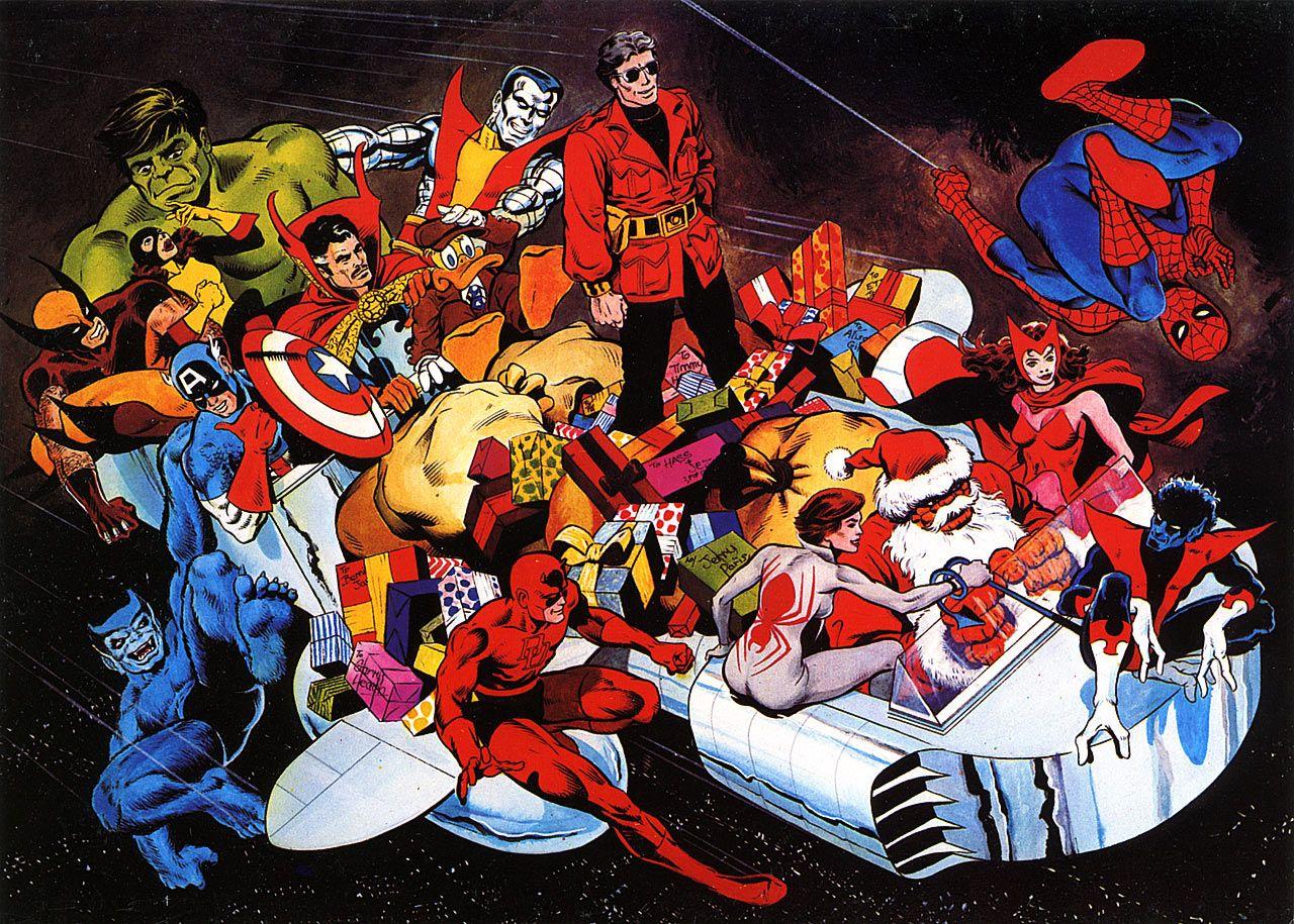 marvel christmas wallpaper - google search | marvel universe