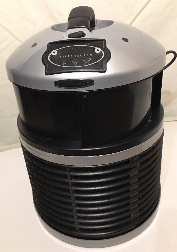 Filter Queen Defender Hepa Air Purifier Am4000 360 Degree