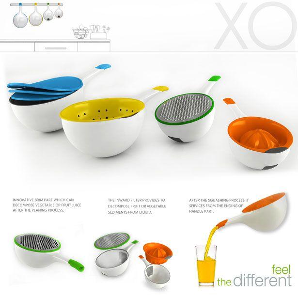 Multipurpose kitchen set | Kitchen Gadget 'Pinions | Pinterest ...