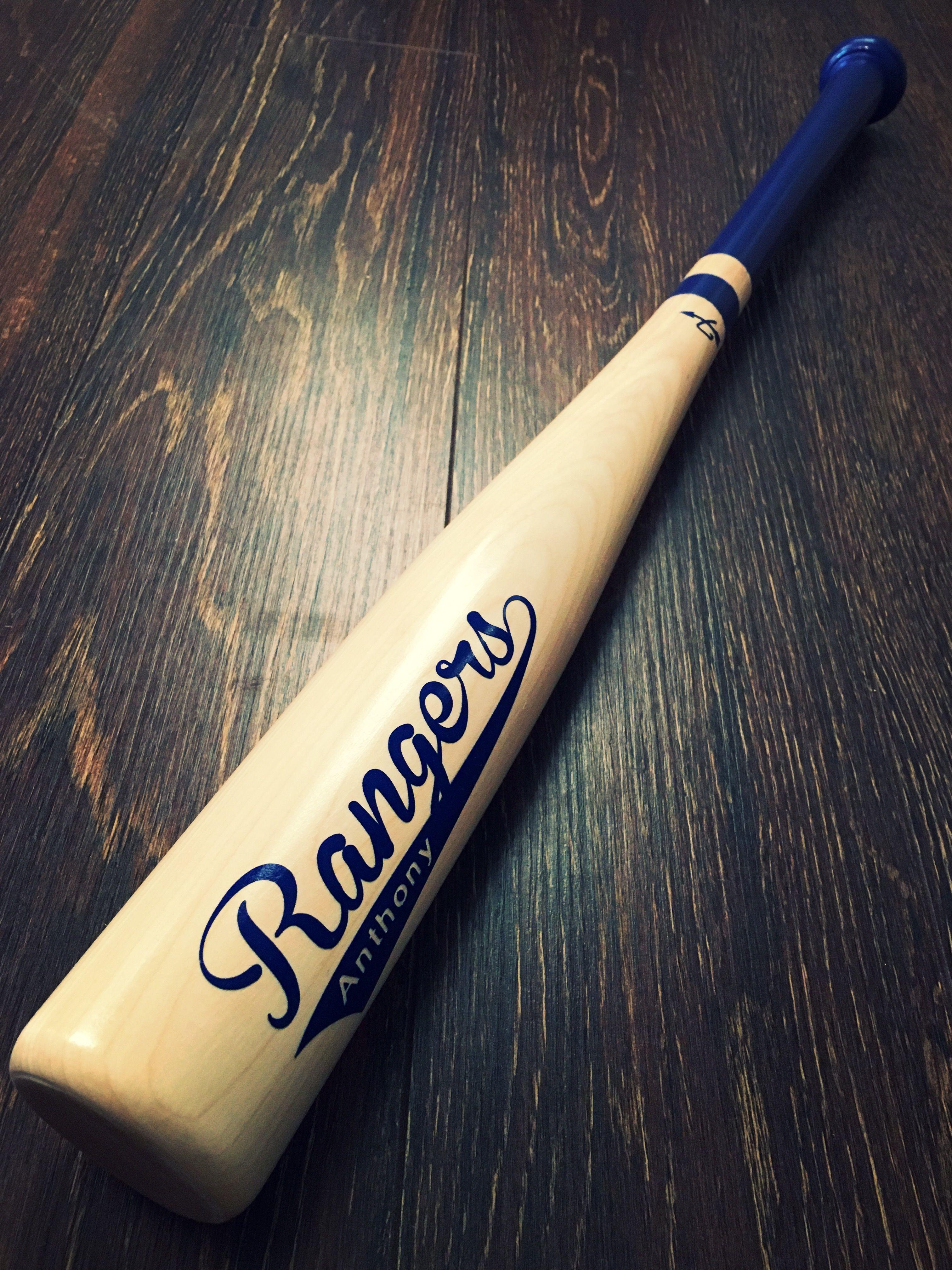 Custom Wood Baseball Bats Youth Bats Little League Bats Kids
