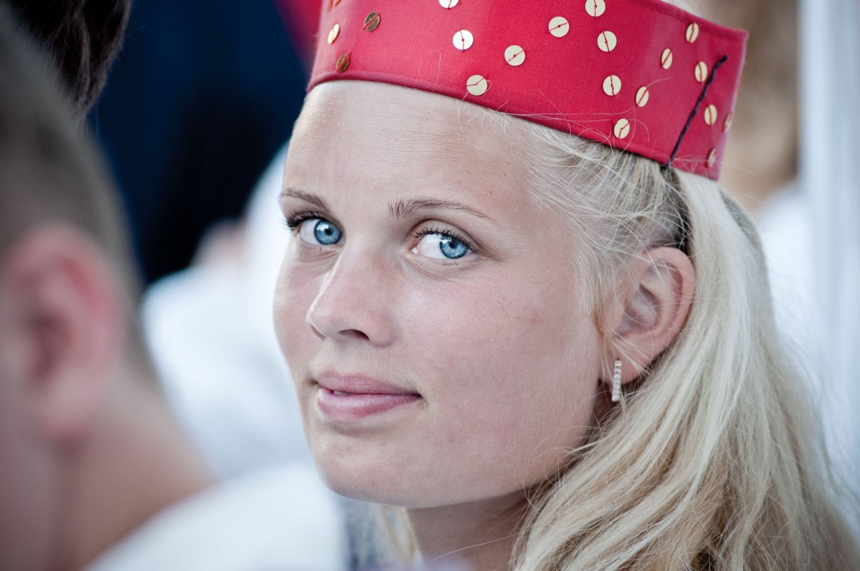 Эстонские девушки картинки