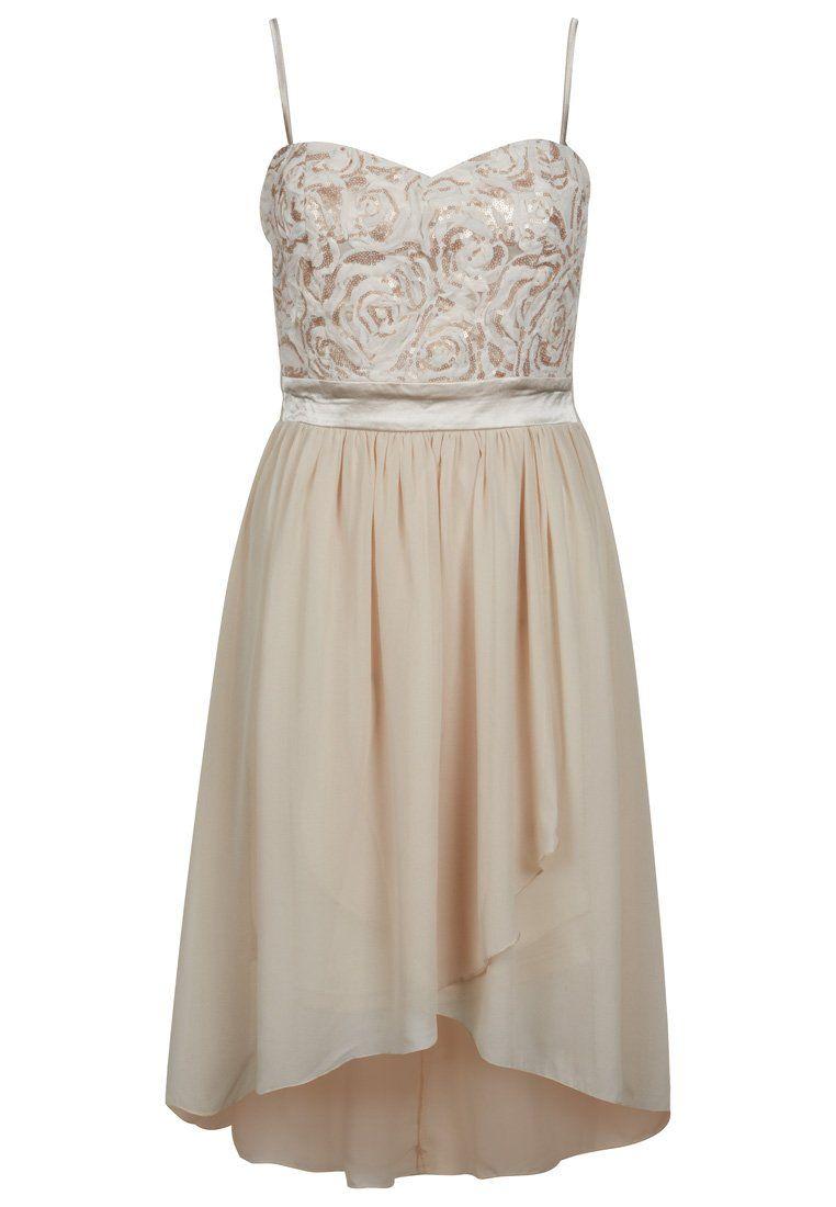 Little Mistress - Cocktailkleid / festliches Kleid - cream | Dresses ...