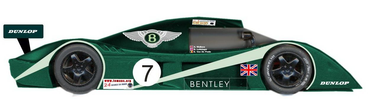 Bentley EXP Speed 8 2003