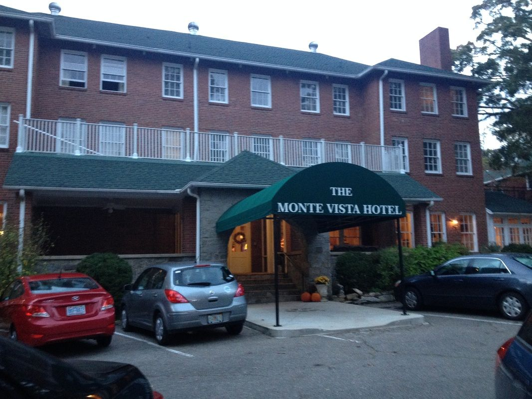 Monte Vista Hotel In The Heart Of Black Mountain Nc Events For You