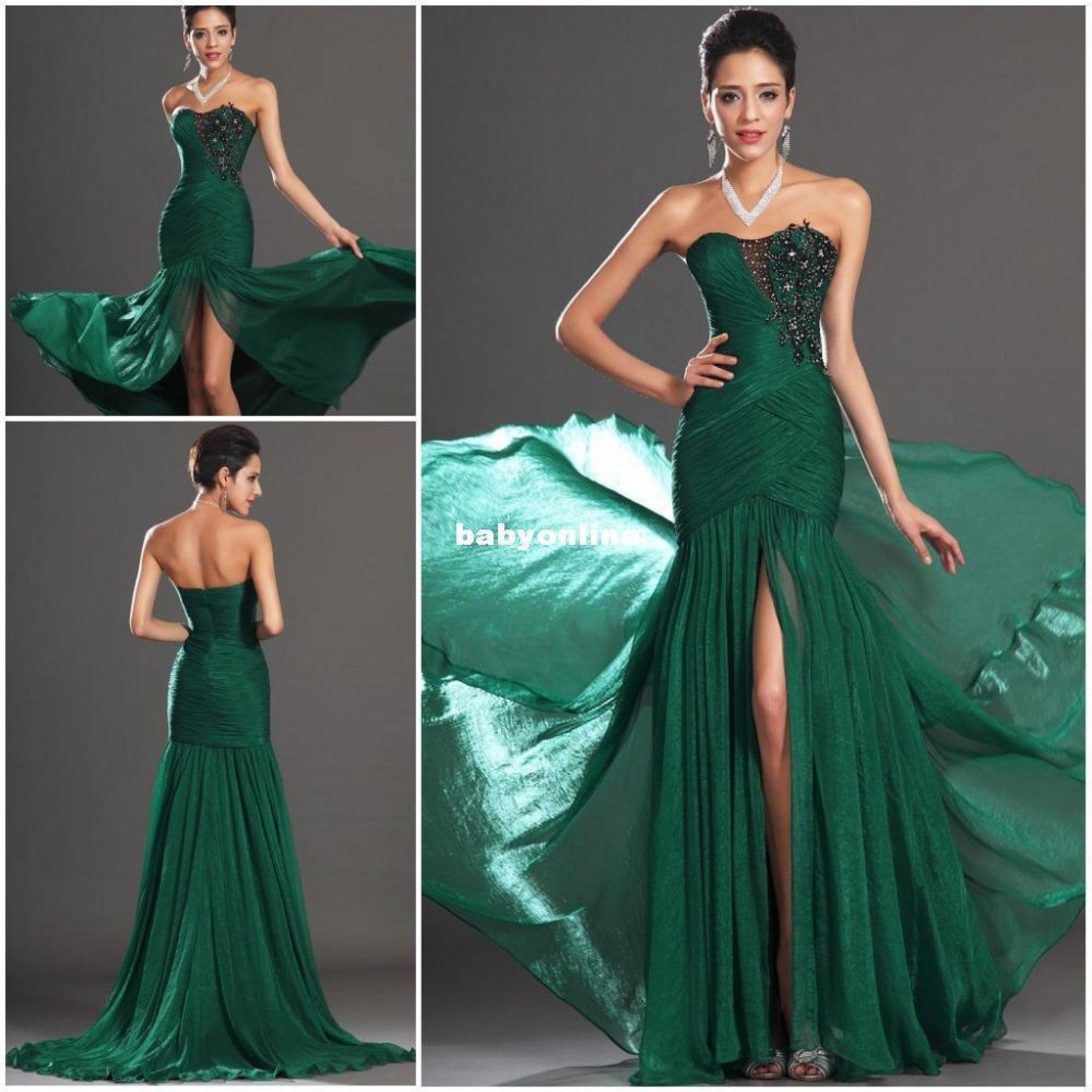 emerald green wedding dresses - best shapewear for wedding dress ...