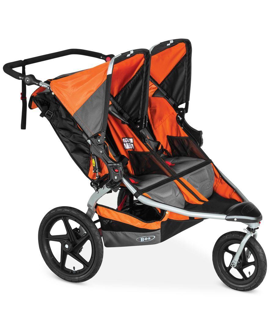 Bob Flex Duallie Jogger Stroller Best double stroller