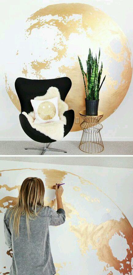 DIY Tumblr Room Decor | Artsy & Crafty | Pinterest | Wanddesign, Das ...