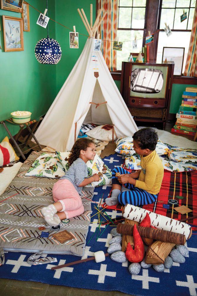 Camp Wandawega And Land Of Nod