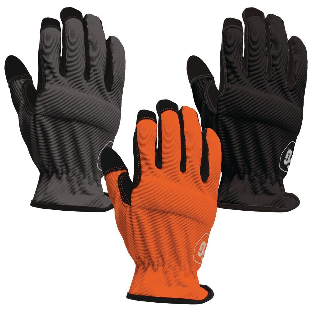41b6ddb303e47cc1053b031883905bf3 - Gold Leaf Gents Winter Touch Gardening Gloves