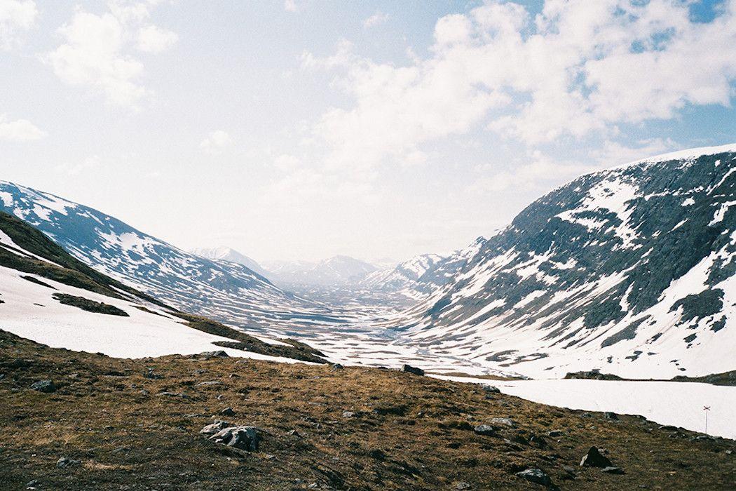 A Trip Through Lapland- Ran Benazra