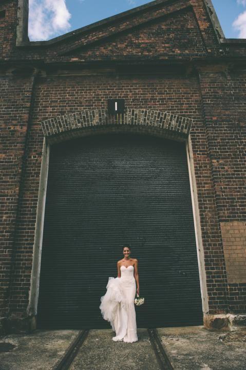 Mat & Alicia / Wedding Style Inspiration / LANE