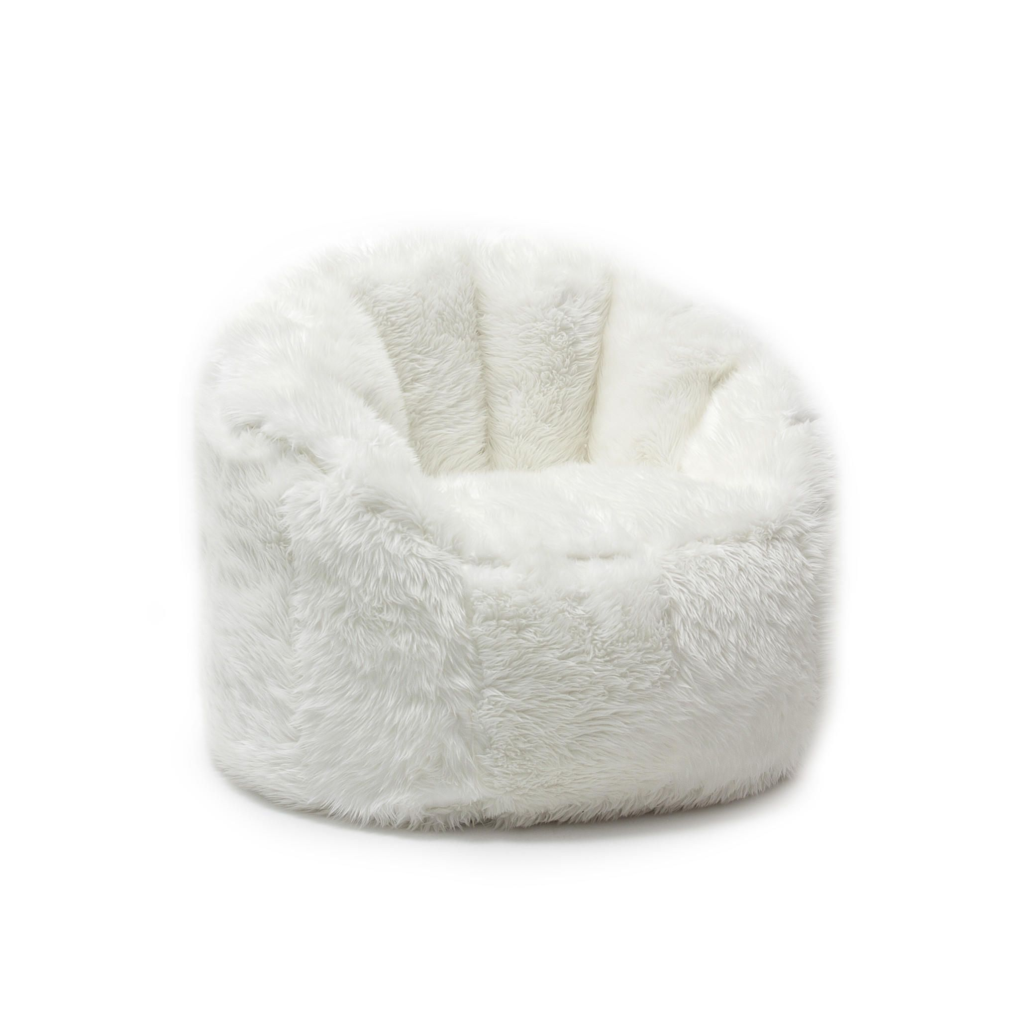 Big Joe Ivory Shag Milano Chair From Michael Anthony Furniture. Shop More  Products From Michael Anthony Furniture On Wanelo.