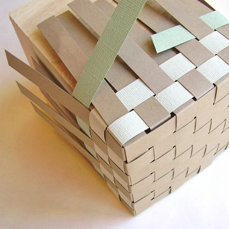 Home Dzine Craft Ideas How To Weave A Paper Basket Weaving