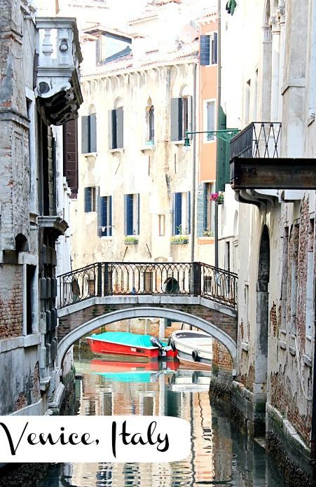 Hi Sugarplum  Trip Report Venice Italy  Wanderlust