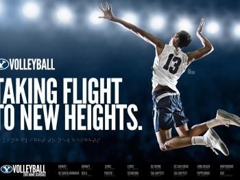 Most Recent Byu Wallpaper The Official Site Of Byu Athletics Volleyball Wallpaper Volleyball Mens Volleyball
