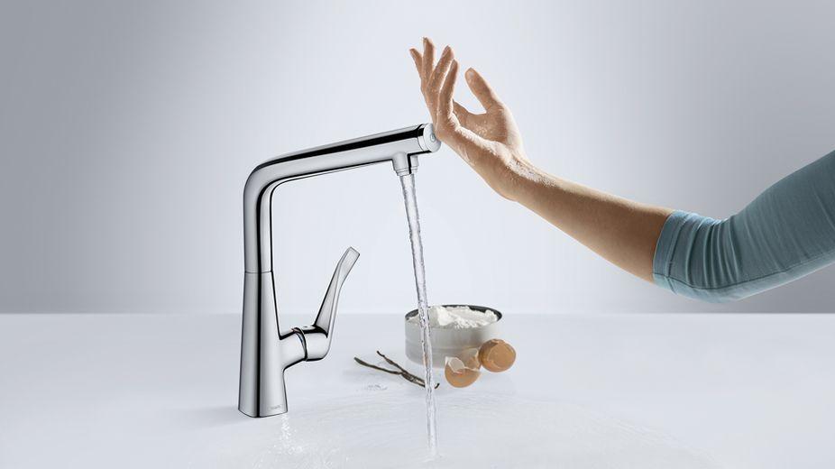 Designline Küche - Produkte: Küchenarmaturen mit Select-Technologie | designlines.de