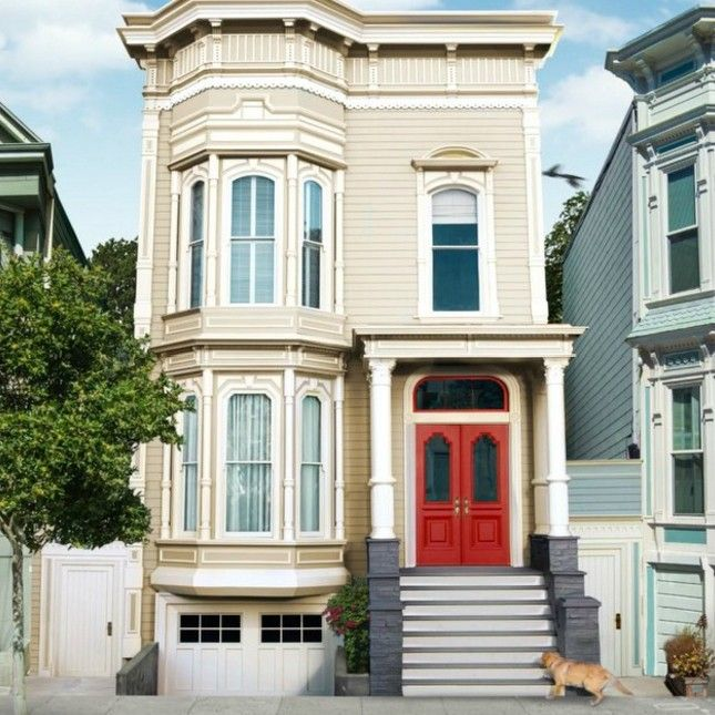 This Is How Much It Will Cost You To Own The Original Full House Home Fuller House House House Exterior