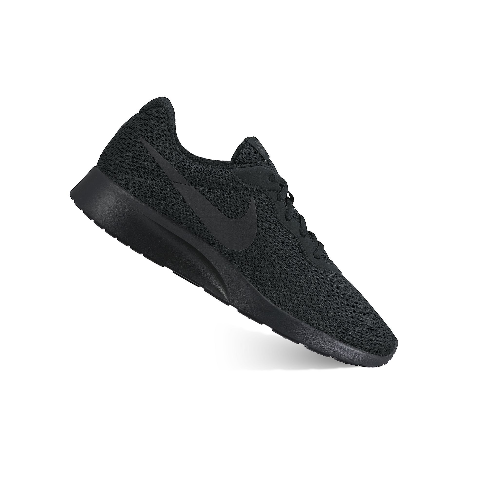 promo code b319b 164d0 Nike Tanjun Men s Athletic Shoes, Size  10.5, Black