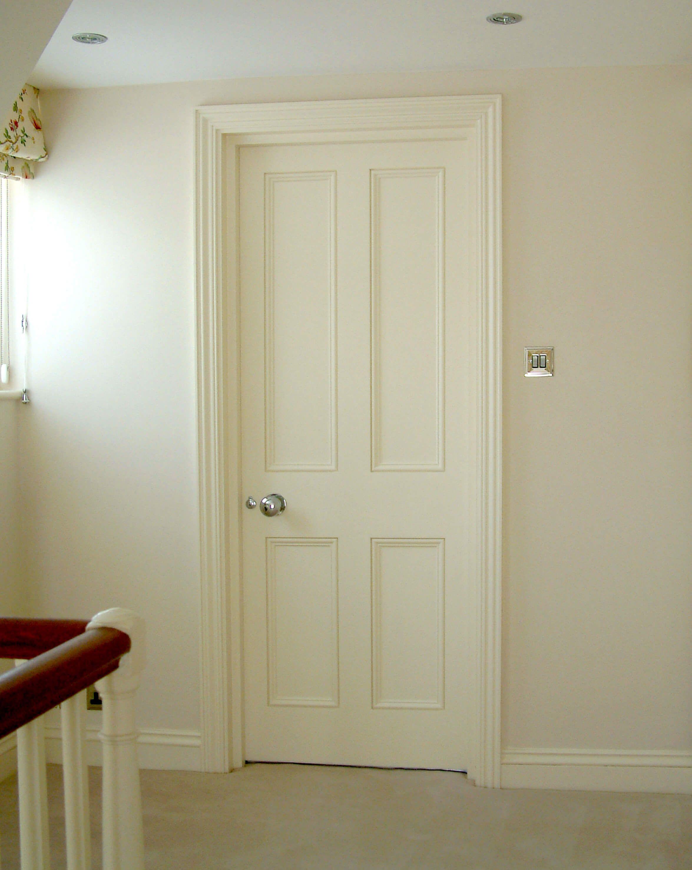 Flat 4 Panel Door Br Primed Shaker Style Interior Doors Black Interior Doors Stylish Doors