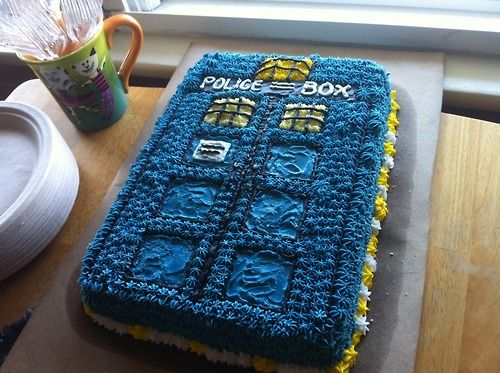doctor who cake Tumblr Doctor who Pinterest Cake Tardis