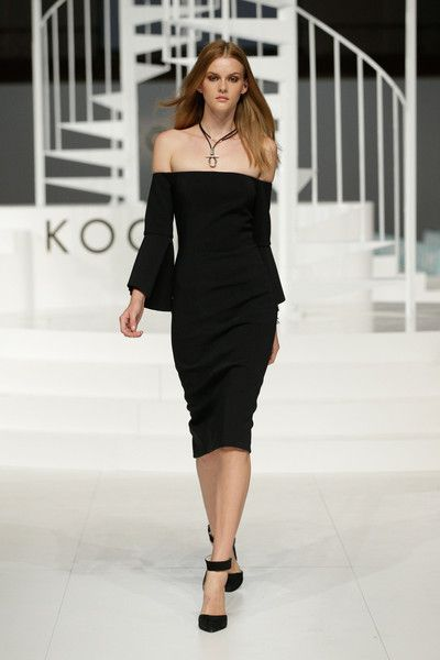 44dc65b26d From the Kookai Runway Collection - this beautiful Florence dress worn with  Lovisa heels