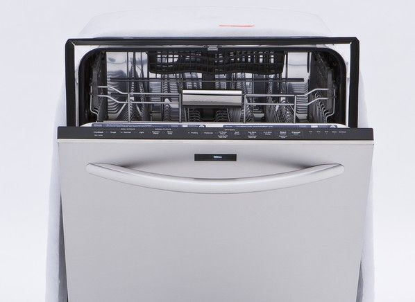 KitchenAid KDTM354DSS Dishwasher. Top Rated Consumer Reports