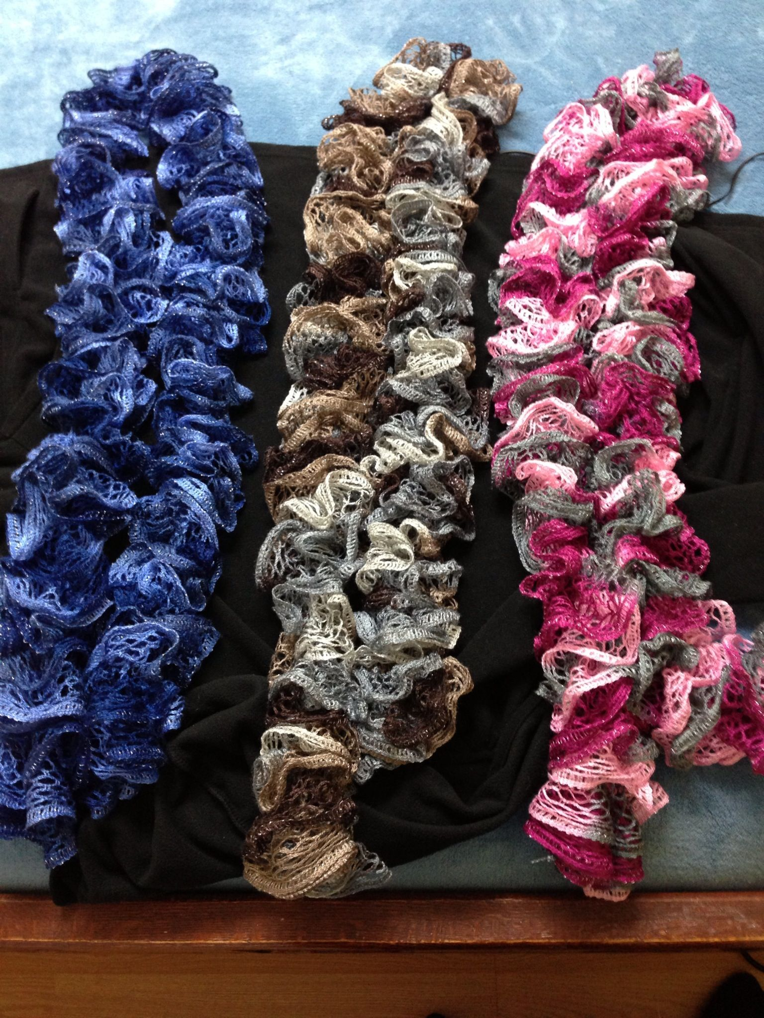 Sashay Scarves | Crochet/Knitting I Have Done | Pinterest ...