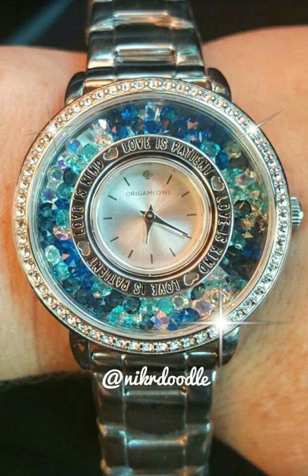 Our Brand New Watch You Can Find It Here Jmarieorigamiowl
