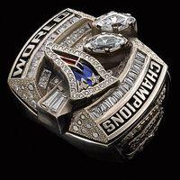 Superbowl champion rings