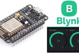 Home Automation with MIT App Inventor and ESP8266 Iot