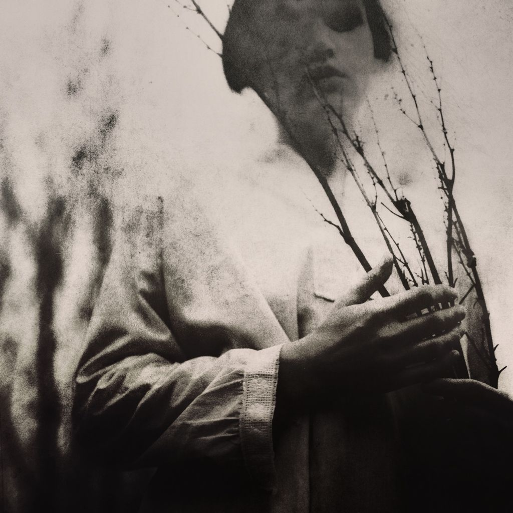 I Hide Myself Within My Flower by Roberto De Mitri, Photography, Medium format film