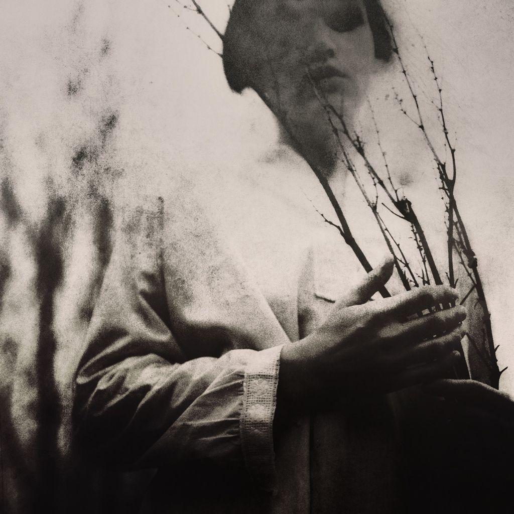 I Hide Myself Within My Flower by Roberto De Mitri, Photography, Medium format film
