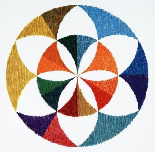 Circles Mandalas Radial Symmetry Ix Museum Poster Radial Design Symmetry Design