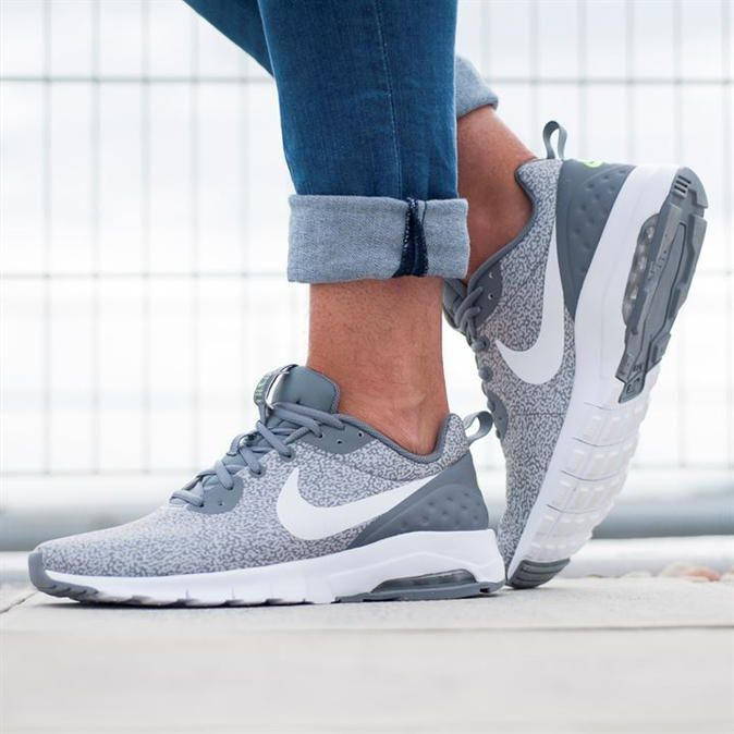 Air Max Motion Print Trainers Mens