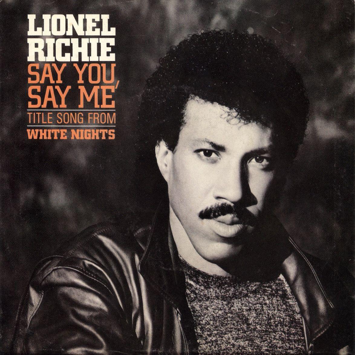 December 21 1985 Lionel Richie Started A 4 Week Run At