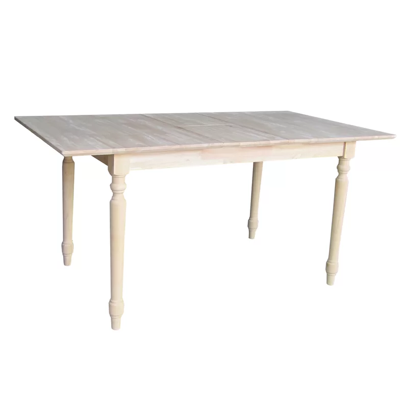 Telles Solid Wood Dining Table Solid Wood Dining Table Dining