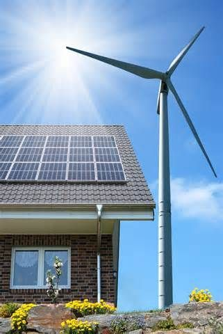 Home Solar Wind Power Systems