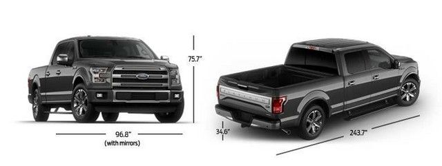 2017 Ford F 150 Specs 9
