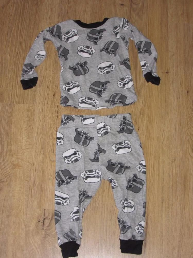 Star Wars 2T 24M Pajama 2-Piece Set Shirt Pants Darth Vader Stormtroopers  Empire  fashion  clothing  shoes  accessories  babytoddlerclothing ... d005089a1
