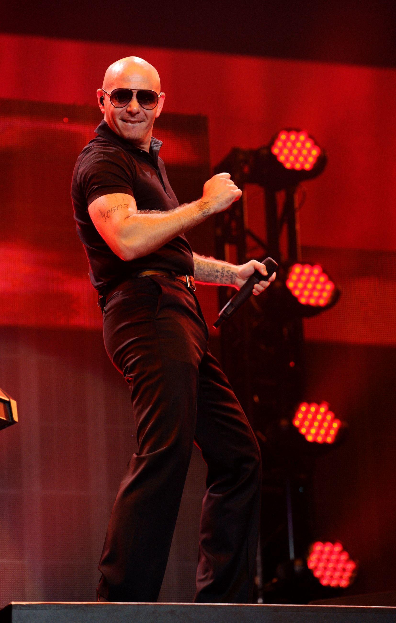 Pitbull 10 reasons we love the 'Fireball' singer