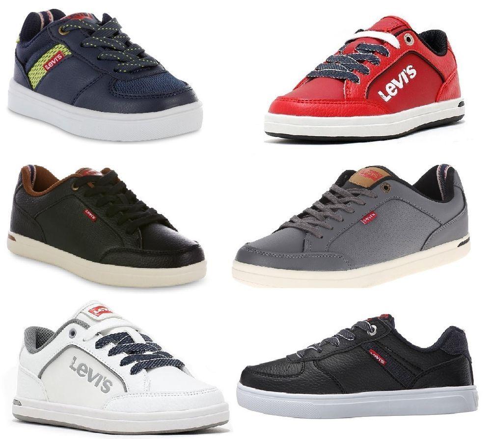 Levis Boys Fashion Sneaker size 11 12