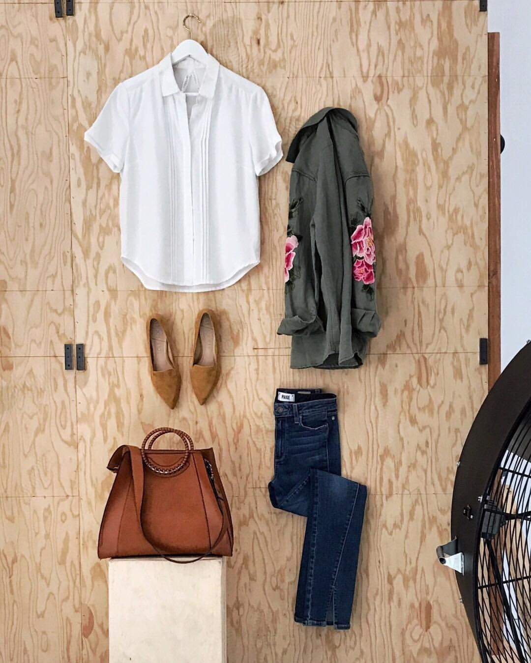 """5,579 Likes, 240 Comments - Stitch Fix (@stitchfix) on Instagram: """"Nail your weekend style with no-fail basics like easy jeans, bright whites & anything embroidered.…"""""""