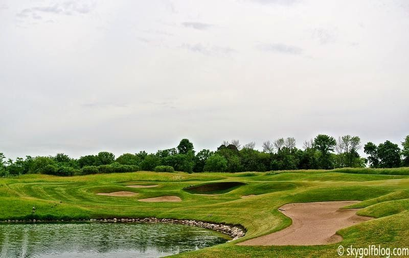 Conway Farms Golf Club Lake Forest Illinois Usa Lake Forest
