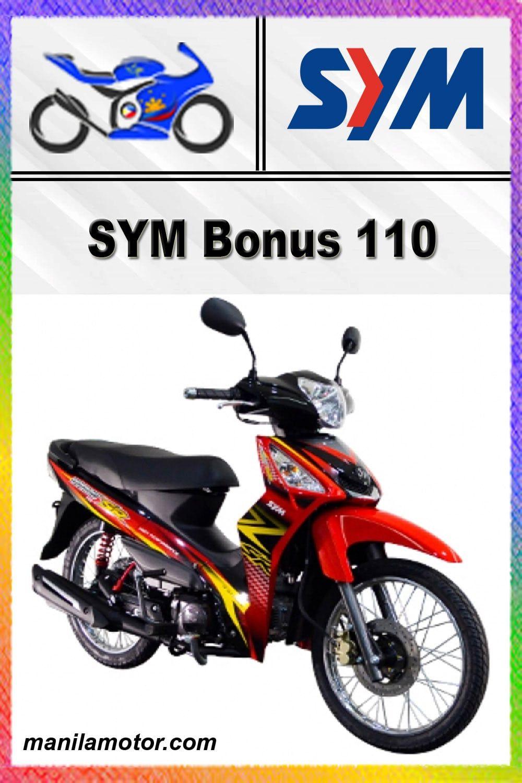 Sym Bonus 110 Price In Philippines Bonus Price Philippines