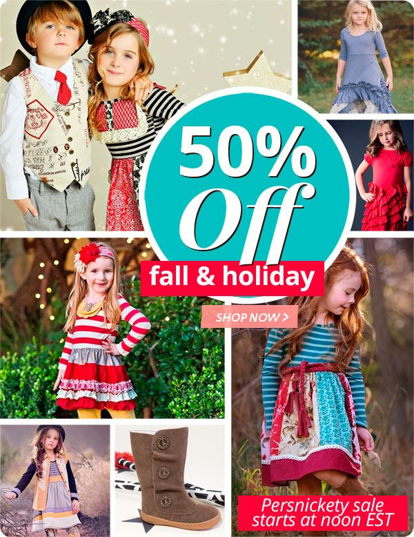 End of season sale on girls boutique clothing