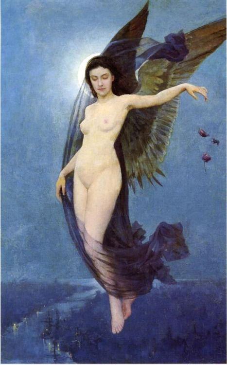 Robert Van Vorst Sewell, Nymph, (1887)