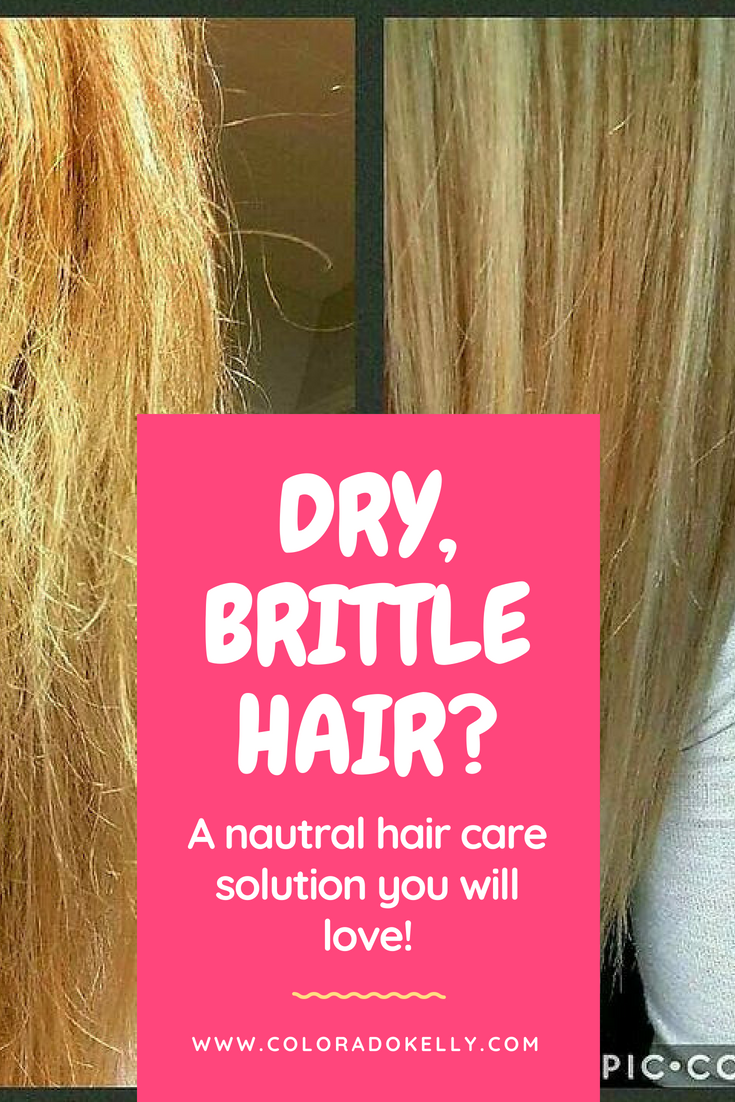 Dry, Brittle Hair? There is a natural hair care solution you ...