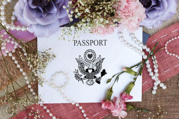 Pretend passport rubber stamp. The fake passport rubber stamp is great for around the world projects. You can customize the stamp with your school name. Please leave that info in the Notes to seller and we will send you a proof for your approval. I will mount the stamp on a clear block so you can see exactly where you are stamping.  Dimensions: 2 1/2 x 2 1/2  Be sure to add a stamp pad to your order if you dont have one: http://www.etsy.com/shop/stampoutonline?section_id=7125329  If you are…